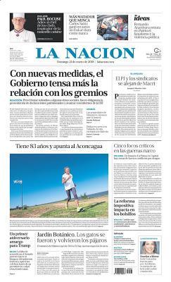 Hommage à Paul Bocuse dans la presse argentine [Actu]