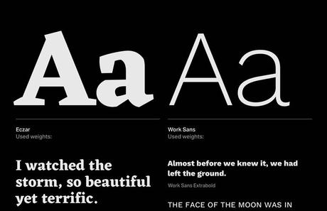 5 pairings of free fonts by Great Simple Studio