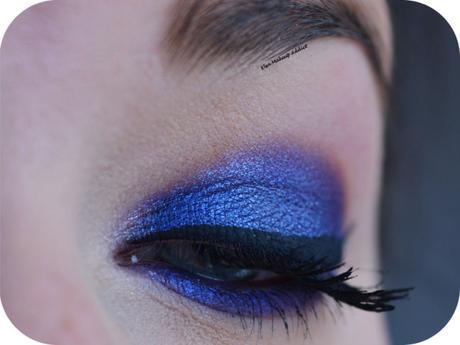 Blue Smokey Eye {Jaclyn Hill x Morphe}