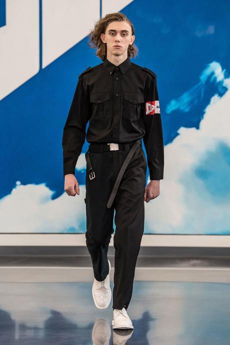 Gosha Rubchinskiy défilé homme 2018