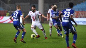 Nouvelle défaite du LOSC à Troyes. Les Lillois plonge au classement.