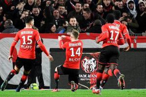 Rennes enchaine une deuxième victoire consécutive contre Angers.