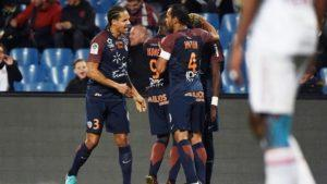 Montpellier bat Toulouse au bout du suspense