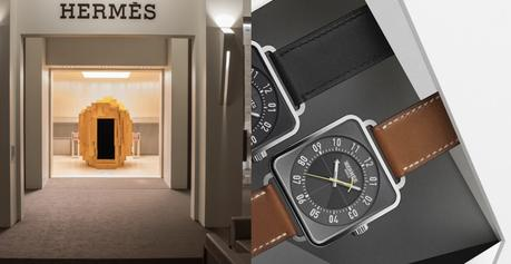 Hermès on time