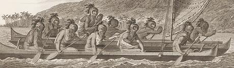 Canoe_of_the_Sandwich_Islands _the_Rowers_Masked_by_John_Webber-copie