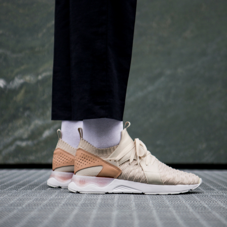 Sneakers de la semaine : GEL LYTE V SANZE KNIT d'Asics