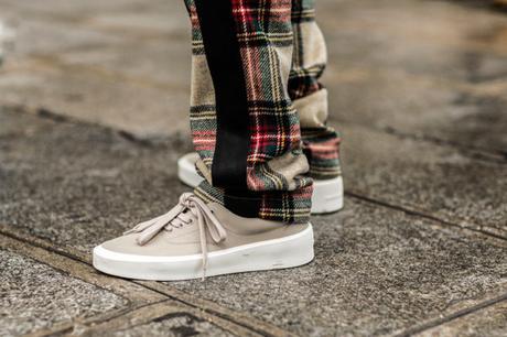 Les 5 plus belles sneakers de la Fashion Week Parisienne 2018