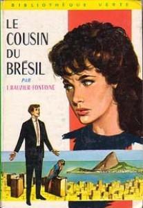 Acheter le livre d'occasion Le cousin du Brésil sur livrenpoche.com