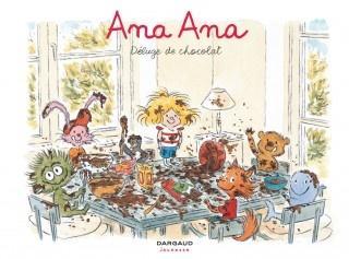 Ana Ana, tome 2 : Déluge de chocolat
