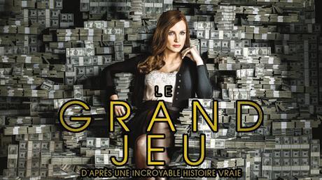 "[Cinéma] ""Le Grand Jeu"" de Jessica Chastain !"