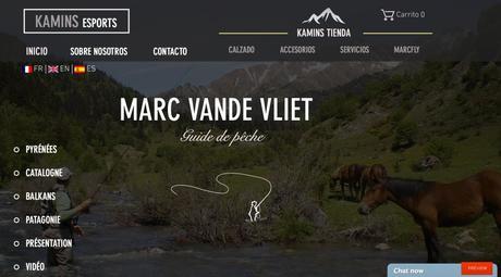 Marc Vande Vliet, guide.