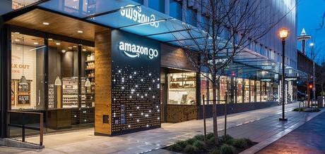 Amazon ouvre un premier supermarché intelligent sans caisses aux États-Unis (Amazon Go)