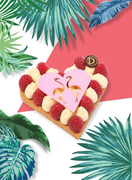 Dalloyau fête la Saint Valentin