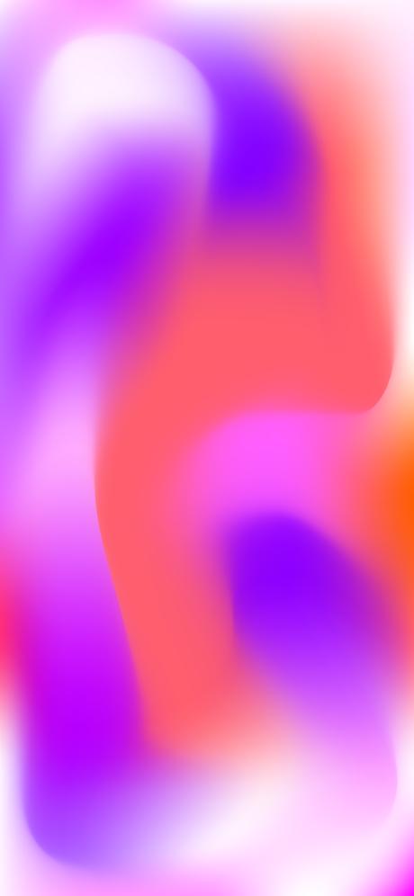 Vivid Colors, une série de fonds d'écran pour iPhone