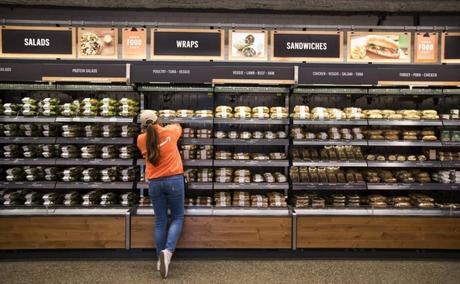 Amazon Go, la nouvelle épicerie sans caisse