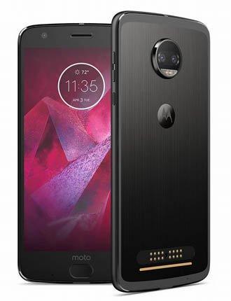 Test du smartphone Lenovo Moto Z2 Force Edition