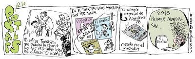 Nouveaux hommages à El Gráfico [Histoire]