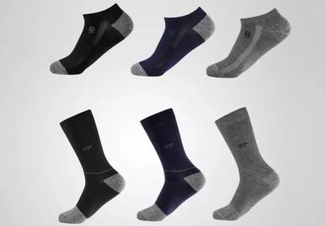 Des chaussettes inodores, ça vous tente ?