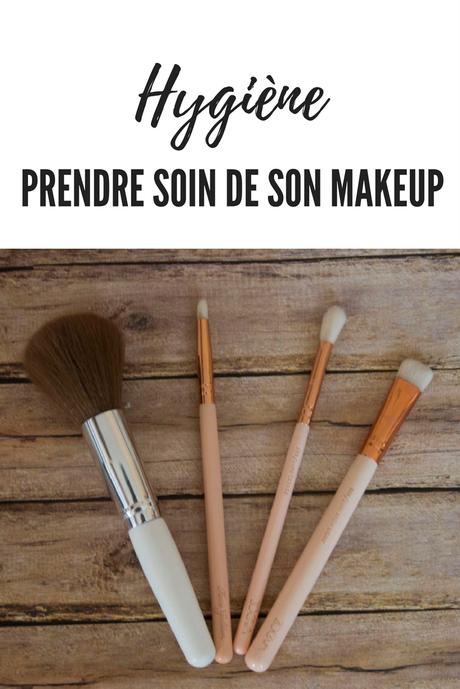 Hygiène : prendre soin de son makeup