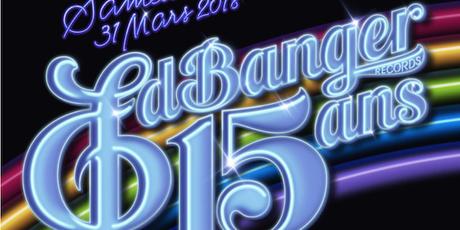 AGENDA : Ed Banger 15 ans… Un concert symphonique exceptionnel !