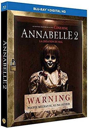Critique Bluray: Annabelle 2 – La Création du Mal