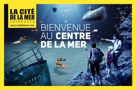 #Tourisme #Culture : La Cité de la mer en 2018 - 10 raisons d'y plonger !