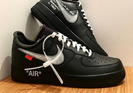 La Nike Air Force 1 x Off White de Virgil Abloh arrive pour février 2018