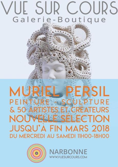 Exposition Muriel Persil à la Galerie Vue sur Cours