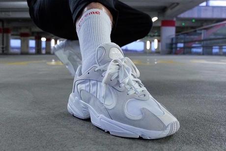 adidas Yung 1 on feet