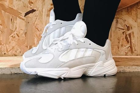 adidas yung blanche