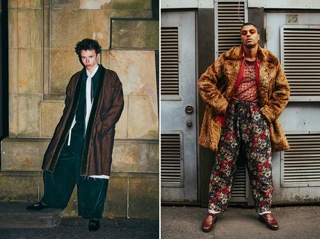 NEEDLES – F/W 2018 COLLECTION LOOKBOOK