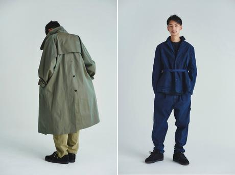 PINE – S/S 2018 COLLECTION LOOKBOOK
