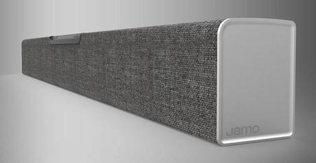 CES 2018 : Deux nouvelles barres de son et un kit Dolby Atmos Jamo pour tous les intérieurs