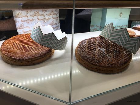 Les pâtisseries de Yann Couvreur