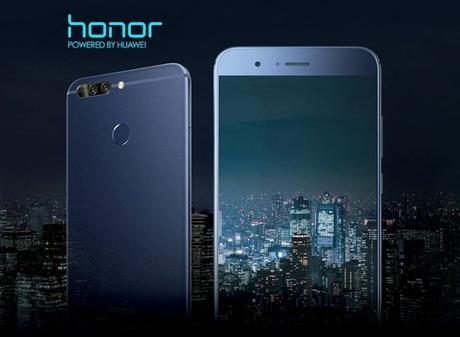 Revue du nouveau Honor View 10