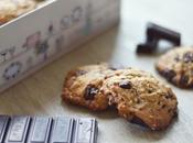 Cookies sésame chocolat