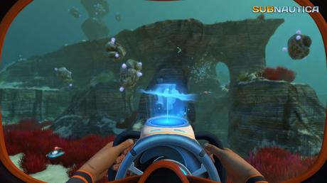 Subnautica PC steam arc 1234