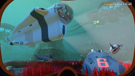 Subnautica PC steam arc 123