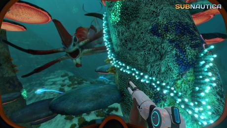Subnautica PC steam arc 12346