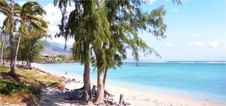 La Réunion: plages et farniente, la côte sous le vent