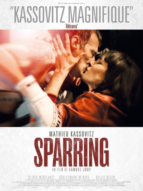 SPARRING avec Mathieu Kassovitz le 31 Janvier au Cinéma #SPARRING