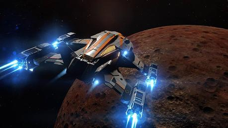 beta ouverte Elite Dangerous Beyond Cahpter One 1