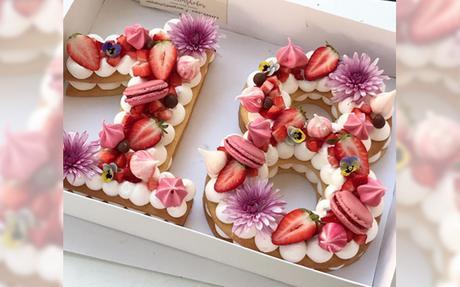 Une jeune Instagrameuse réalise de superbes gâteaux d'anniversaire