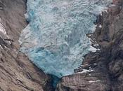 Glacier Norvège plus grands glaciers d'Europe