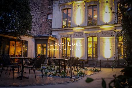 Loco Loca : bar, resto, tapas à Rennes
