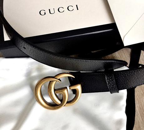 La ceinture Gucci double G, moins chère ! Neuve et authentique of course  sinon y a pas ... 1cdcb66c74f