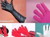 Plus patrons gants