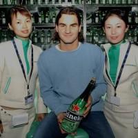 L'évolution du style de Roger Federer sur et en dehors des courts
