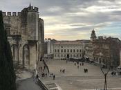 Carte postale d'Avignon Noël #Provence
