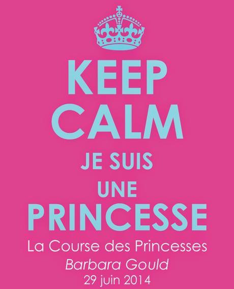 gagnez un dossard pour la course des princesses grâce à barbara gould!